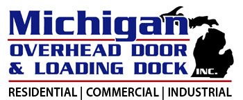 Michigan Overhead Door Logo
